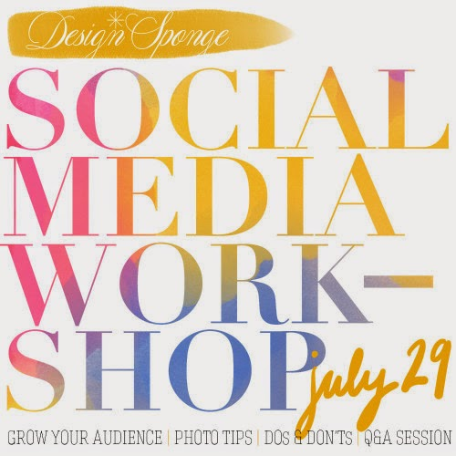 NEW Social Media Workshop + Best of the Web